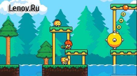 Rumble Squad - Pixel game v 2.2.16 Мод (Ads-free)
