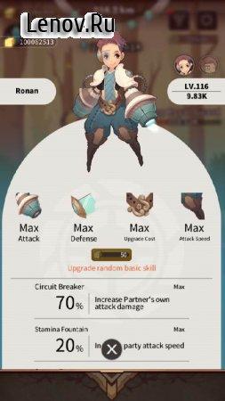 Click Chronicles v 1.0.17 (Mod Money)