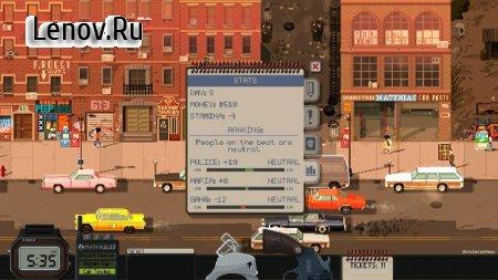 Beat Cop v 1.0.1 Мод (Unlocked)