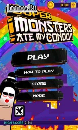 Super Monsters Ate My Condo! v 1.0.2 (Mod Money)