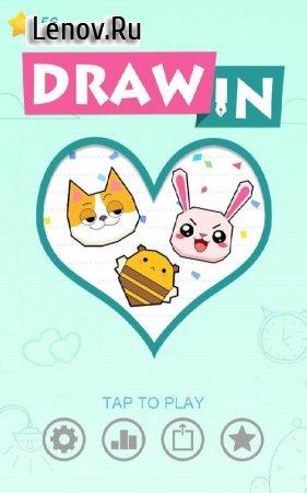 Draw In v 1.1.3 Мод (Unlocked)