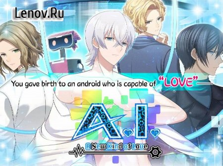 A.I. -A New Kind of Love- | Otome Dating Sim games v 1.0.12 Мод (Unlimited Diamonds)