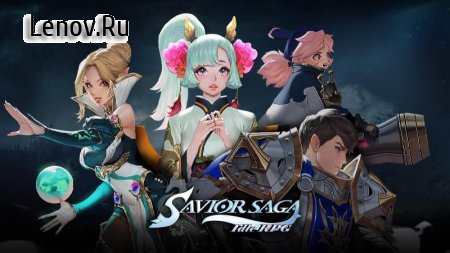 Savior Saga : Idle RPG v 1.0.0 (1 Hit kill/God mode)