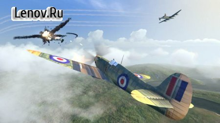 Warplanes: WW2 Dogfight v 1.4 (Mod Money & More)