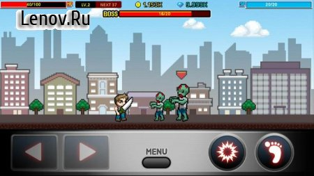 The Day - Zombie City v 1.0.2 Мод (Unlimited Gold/Crystals)