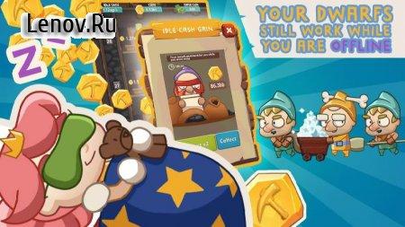 Seven Idle Dwarfs: Miner Tycoon v 5.6 (Mod Money)