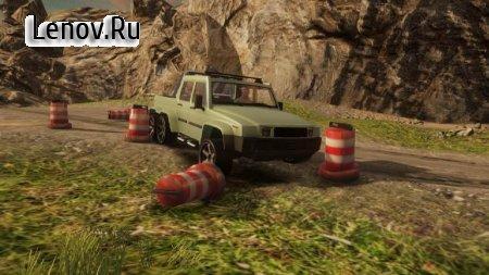 MadOut CarParking v 2.0 (Mod Money)