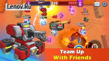 TankCraft 2: Online War v 1.0.0.1864 Мод (Full Ammo Shot)
