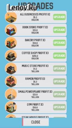 Business Tycoon v 2.1 (Mod Money)