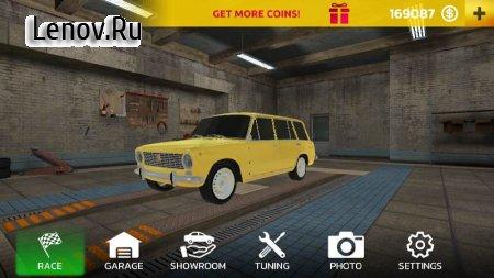 Lada Russian Car Drift v 1.4.1 Мод (много денег)