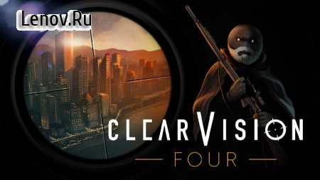 Clear Vision 4 - Free Sniper Game v 1.2.6 (Mod Money)