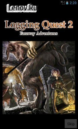 Logging Quest 2 v 1.3.12 Мод (Infinite GP/Ads removed)