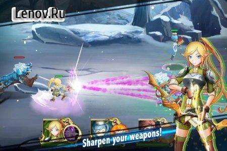 Hunter Age: The New Journey v 1.0.23 (GOD MODE)