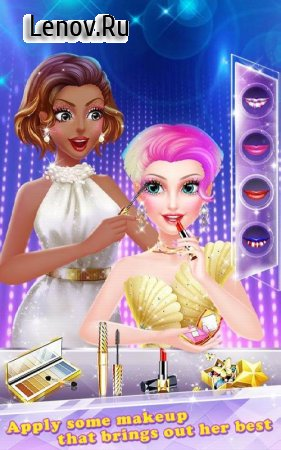 Superstar Hair Salon v 1.2 Мод (Free Purchases)