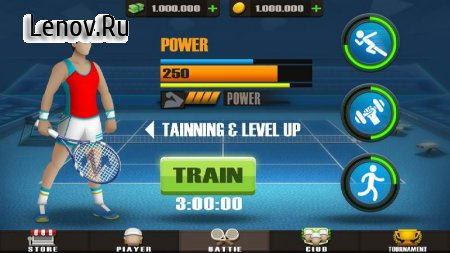Pocket Tennis League v 1.7.3913 (Mod Money)