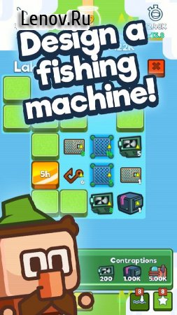 Clickbait: Tap to Fish v 1.0 (Mod Money)