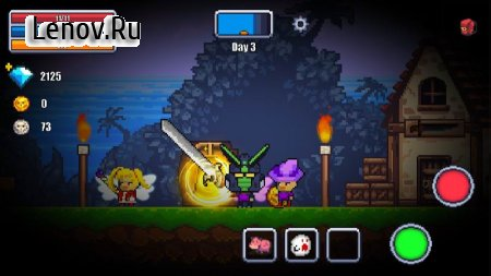 Pixel Survival World - Online Action Survival Game v 94 Мод (Unconditional purchase or upgrade)