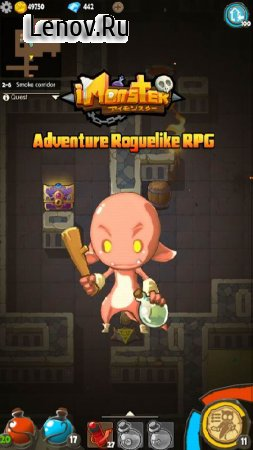 I Monster-pro Roguelike RPG(Dreamsky) v 1.1.25 (Mod Money/Skill Point)