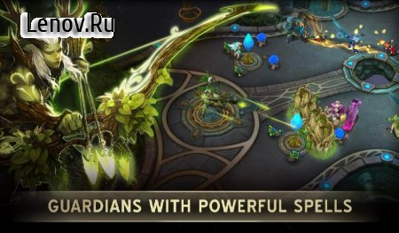 Guardians Arena v 20.18.23 Мод (Deploy Units cost 0 mana)