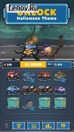 Auto Cruise - Idle Car Merger v 0.0.7 Мод (Free Shopping)