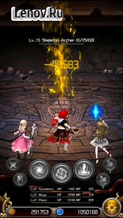 Warrior Infinite v 3.1 Мод (Unlimited Gold Coins/Souls)