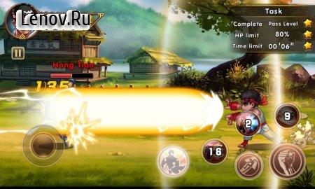 Street Combat: Kung Fu Fighting v 1.1.0.186 (Mod Money)