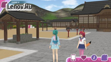 Shoujo City 3D v 0.8.15 Мод (Free Shopping)