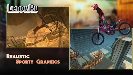 Rider 2018 - Bike Stunts v 1.2 Мод (Unlock all vehicles/maps)