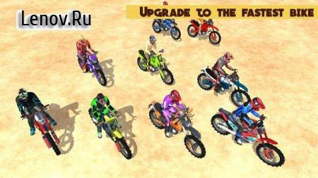 Rider 2018 - Bike Stunts v 1.2 Мод (Unlock all vehicles/maps)