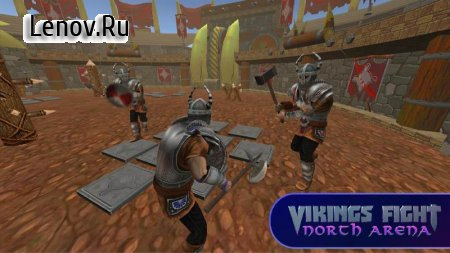 Vikings Arena v 1.0.0 Мод (Unlimited gold coins)