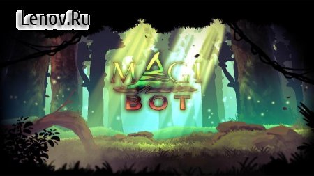 Magibot v 1.0.4 Мод (The box does not reduce)