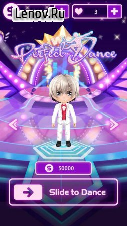 Audition Stars : Master Dance v 2.8 Мод (Unlimited coins/Ads removed)
