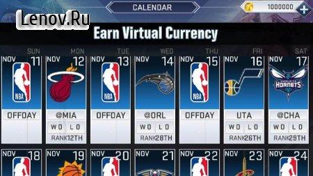 NBA 2K20 v 98.0.2 (Mod Money)