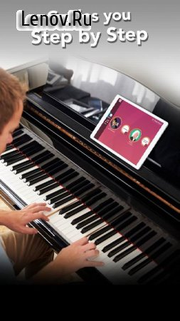 Simply Piano by JoyTunes v 3.2.4 Мод (Unlock the dollars to pay the tracks)