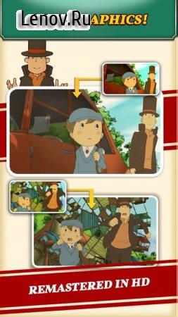 Layton: Curious Village in HD v 1.0.3 Мод (полная версия)