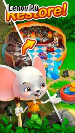 World of Mice: Match and Decorate v 1.20.5
