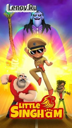 Little Singham v 3.13.133 (Mod Money)