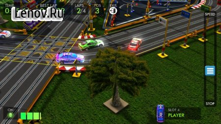 HTR+ Slot Car Simulation v 1.0.0 (Mod Money)