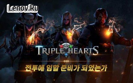 TripleHearts v 1.7.0 Мод (NO MANA COST/MAX MANA)