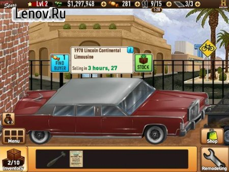 Pawn Stars: The Game v 1.1.43 Мод (Free Purchases)