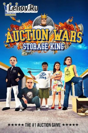 Auction Wars : Storage King v 2.10 Мод (Free Purchases)