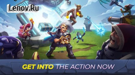Runegate Heroes v 0.20 Мод (NO SKILL CD/NO UPGRADE COST)