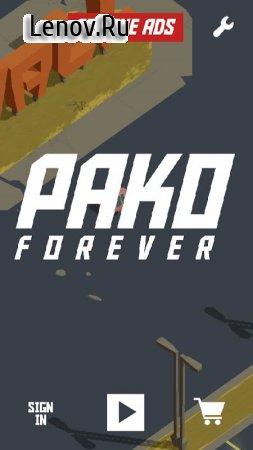 PAKO Forever v 1.0.2 Мод (Unlocked car)