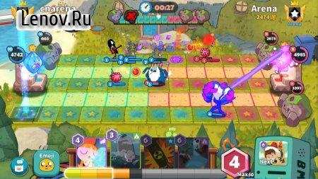 Cartoon Network Arena v 1.3.0 Мод (10X ATK/10X DEF)