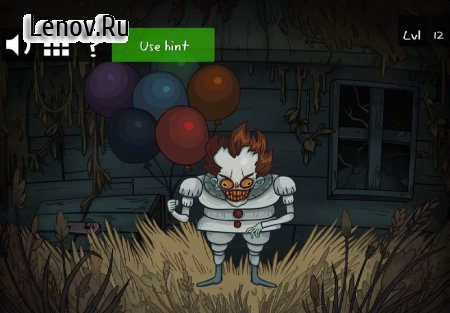 Troll Face Quest Horror 2: 🎃Halloween Special🎃 v 0.9.1 Мод (Unlimited hints)