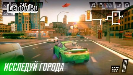 Driving Car Simulator v 2.0 (Mod Money)