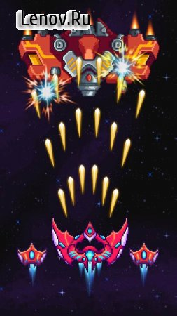 Alien War - Space Shooter v 2.1.0.3 Мод (Infinite Diamond)