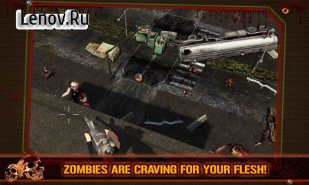 3D Killer: Zombie Hunter v 1.3 Мод (Free Shopping)