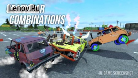 Demolition Derby Multiplayer v 1.1.0 (Mod Money)