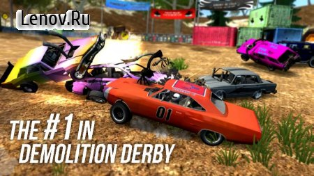 Demolition Derby Multiplayer v 1.2.2 (Mod Money)